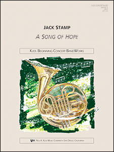 A Song Of Hope - Stamp -  Concert Band - Gr. 2