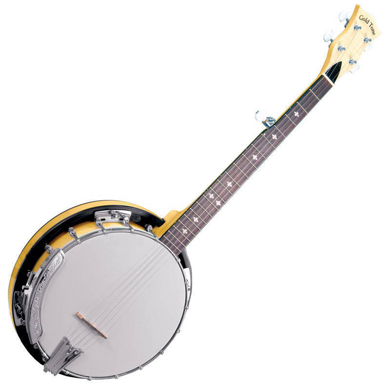 Gold Tone Standard Cripple Creek Traveler Banjo