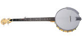 Gold Tone - Open Back Cripple Creek Banjo - Left Handed - Natural Gloss