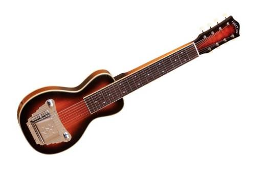 8 String Lap Steel - Two Tonned Tobacco Sunburst