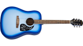 Epiphone - Starling Acoustic Guitar - Starlight Blue