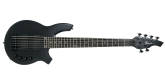 Ernie Ball Music Man - Bongo 6 Bass Guitar - Stealth Black