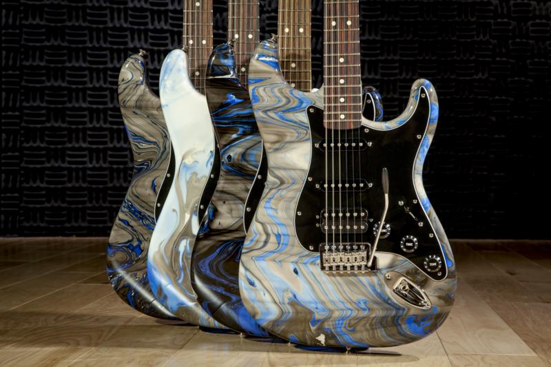 Fender Standard Stratocaster Hss Swirl Long Amp Mcquade