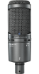 Audio-Technica - AT2020USB+ USB Cardioid Condenser Microphone - Black