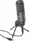 AT2020USB+ USB Cardioid Condenser Microphone - Black
