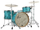 Sonor - Vintage Series 3-Piece Shell Pack (22,13,16) - California Blue