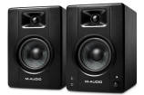 M-Audio - BX4 4.5 Powered Studio Reference Monitors (Pair)