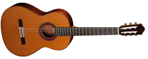 A-434 Classical Acoustic Guitar - Cedar/Laminated Rosewood