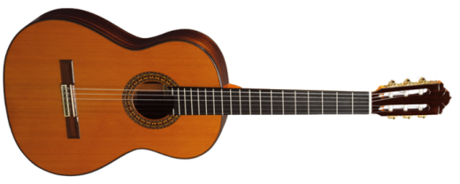 A-457 Classical Guitar - Red Cedar/Indian Rosewood