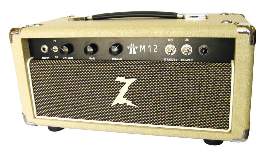 dr z m12 head amp blonde tan grill long mcquade musical instruments. Black Bedroom Furniture Sets. Home Design Ideas