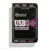 Radial - USB-Pro Stereo DI for Laptops w/Level Control