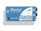 Radial - SB-1 Acoustic - Active DI for Acoustic Bass/Guitar (w/Phantom Power)