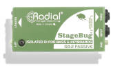Radial - SB-2 Passive - Passive DI for Bass/Keyboard