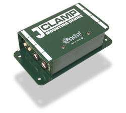 J-Clamp Mounting Adaptor for Radial J-Series Direct Box