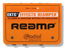 Radial - EXTC SA Guitar Pedal Effects Send and Receive Box