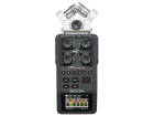 Zoom - 24/96, 6 in/2 Out MS Mic Capable Handheld Recorder