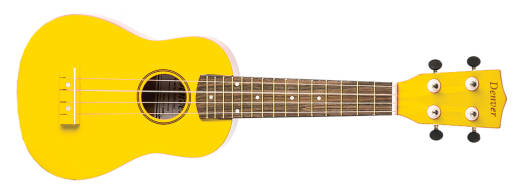 Soprano Ukulele - Yellow