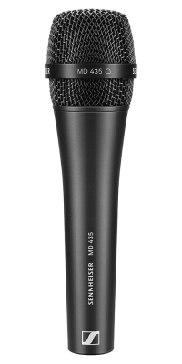 MD 435 Handheld Dynamic Microphone