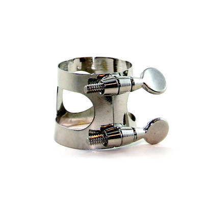 Nickel Ligature - Alto Sax
