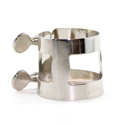 Nickel Ligature - Tenor Sax