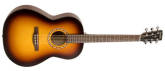 Simon and Patrick - Songsmith Folk Acoustic Guitar - Varnish Burst