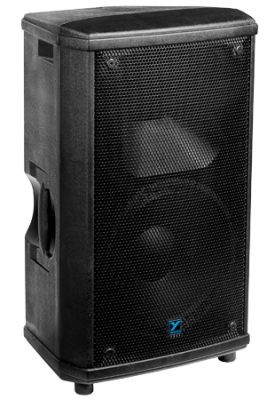 NX Series 300-Watt Powered 15 + 1 Inch PA Speaker