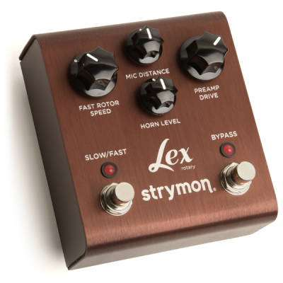 Lex Rotary Effect Pedal