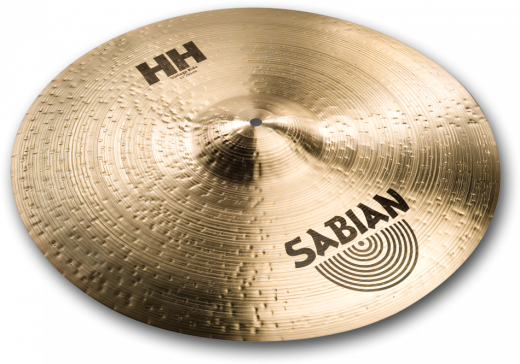 Hand Hammered Vintage Ride Cymbal - 21 Inch