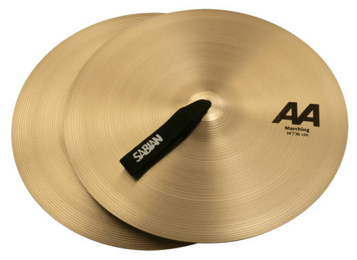 AA Marching Band Cymbals - 14''