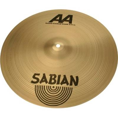 AA Sound Control Crash Cymbal - 16 Inch