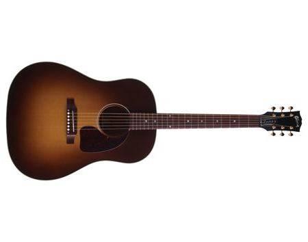 gibson j45 limited edition koa acoustic guitar long mcquade musical instruments. Black Bedroom Furniture Sets. Home Design Ideas