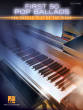 Hal Leonard - First 50 Pop Ballads You Should Play on the Piano - Book