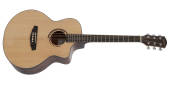 Denver - Grand Auditorium Acoustic Guitar - Satin Natural