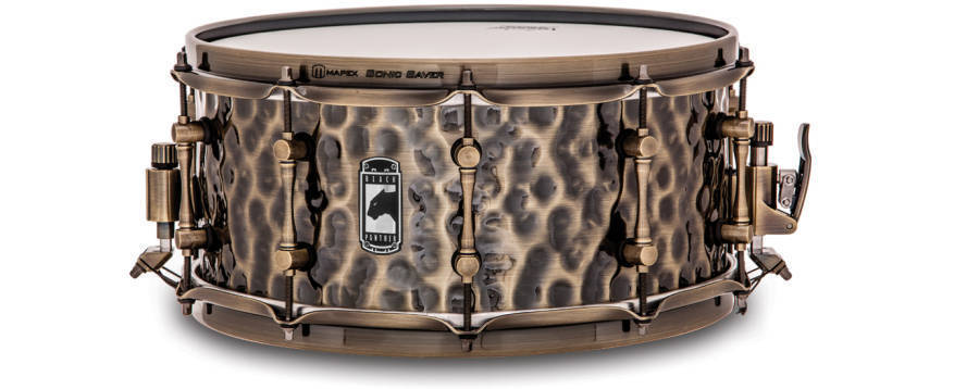 ce16d4001e1c Mapex Black Panther 6.5x14 Inch Sledgehammer Snare - Long   McQuade ...