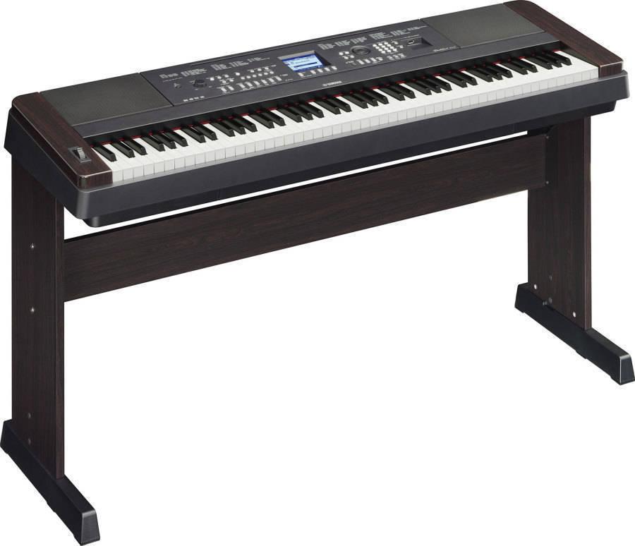 Yamaha 88 key portable grand keyboard w stand pedal for Yamaha 88 keyboard