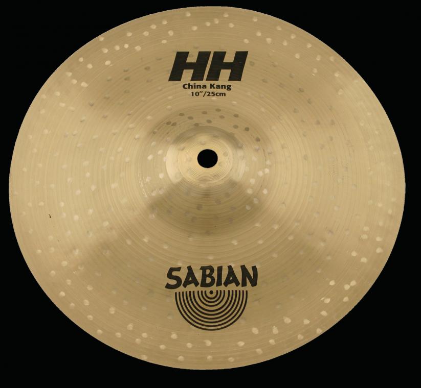 sabian hh china kang brill cymbal 10 inch long mcquade musical instruments. Black Bedroom Furniture Sets. Home Design Ideas