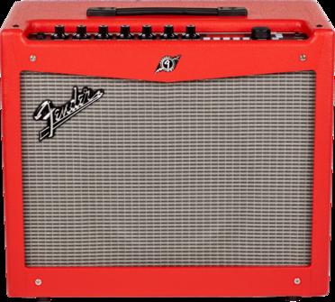 Fender Mustang 3 Guitar Amp V2 - Red Tolex - Long