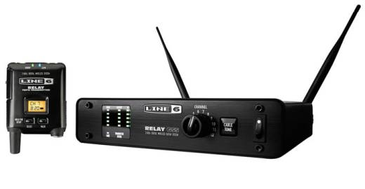 G55 12 Channel Wirelees Guitar System