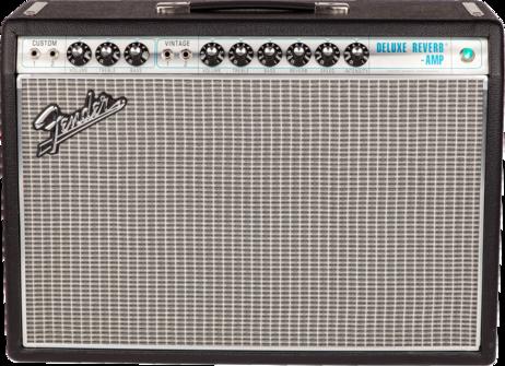 68 Custom Deluxe Reverb Guitar Amp