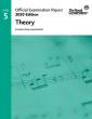 Frederick Harris Music Company - RCM Official Examination Papers, 2020 Edition: Level 5 Theory - Book