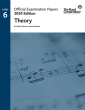Frederick Harris Music Company - RCM Official Examination Papers, 2020 Edition: Level 6 Theory - Book