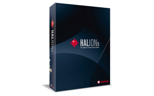 HALion 5 Virtual Instrument Software