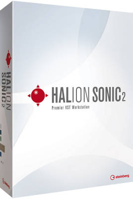HALion Sonic 2 Productions Workstation Software