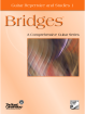 Frederick Harris Music Company - Bridges Guitar Repertoire and Etudes 1 - Book