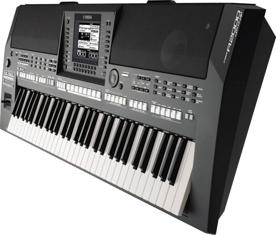 Yamaha Yamaha World Music Arranger Keyboard - Long & McQuade