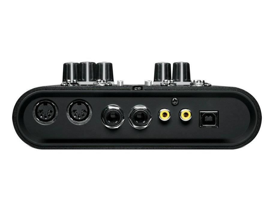 m audio two channel usb audio midi interface with digital i o long mcquade musical instruments. Black Bedroom Furniture Sets. Home Design Ideas