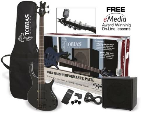 Toby Standard IV Bass Performance Pack