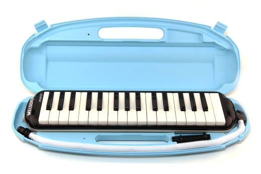 Alto Melodion 32 Keys - Black w/Case