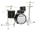 Ludwig Drums - Breakbeat by Questlove 4 Piece Drum Kit - Black Sparkle