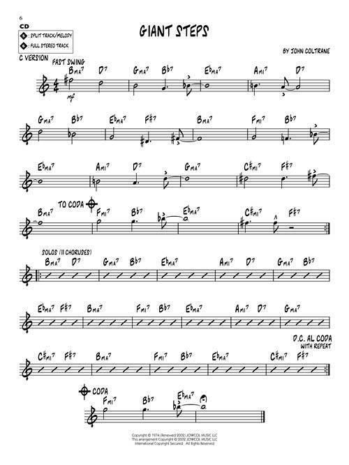 John Coltrane Real Book